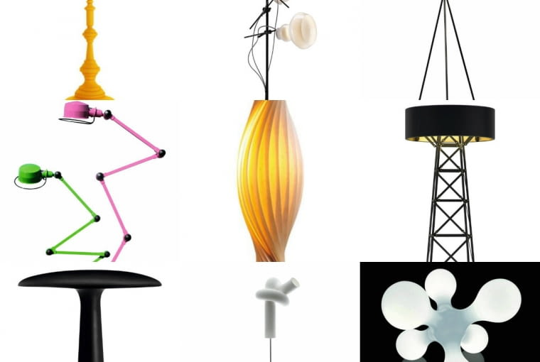 Oświetlenie Lampy Podłogowe