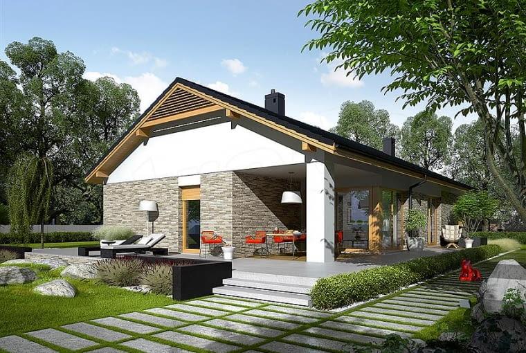 projekt gotowy, projekty domów jednorodzinnych