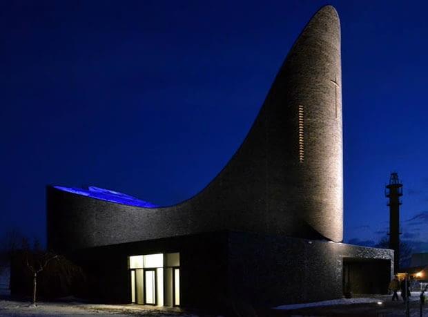 Kościół Mariacki w Schillig, proj. zespół Königs Architekten