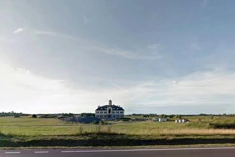 Cudo w polu, Urząd Gminy w Terespolu - Terespol