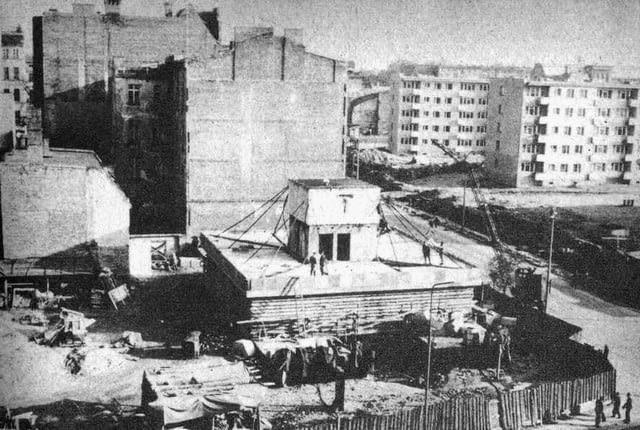 konstrukcja, modernizm, polska architektura, wieżowiec, blok, wrocław