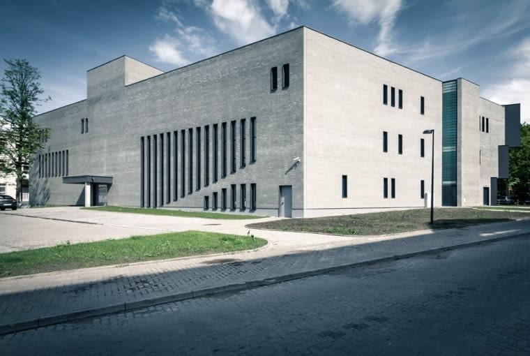 Aula Dydaktyczno-Widowiskowa Wydziału Pedagogiki i Psychologii Uniwersytetu w Białymstoku