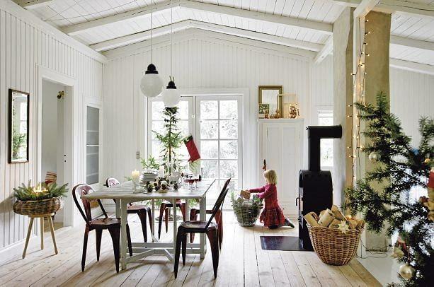 Aranżacja domu w stylu skandynawskim