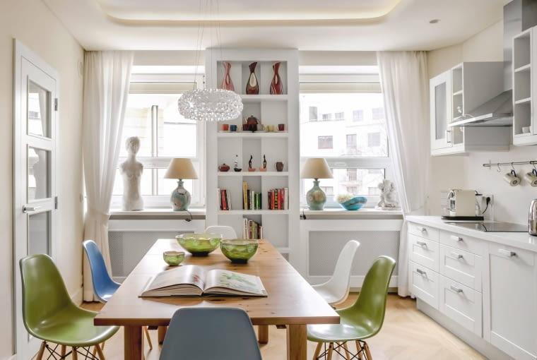 kuchnia, meble kuchenne, biała kuchnia