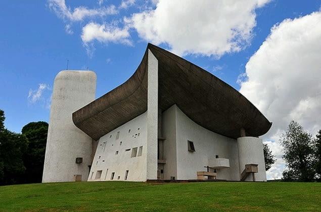 Notre Dame du Haut, Ronchamp, fot. robert voors, Flickr, CC BY-NC-ND 2.0 2