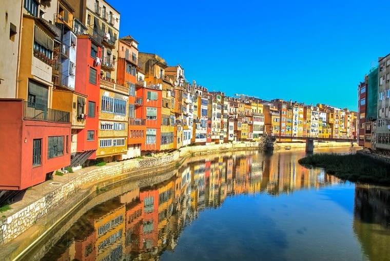 Girona, fot. Infernalfox, CC BY-SA 3.0