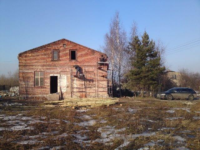 dom z cegły,remont domu