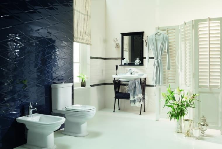 Trend: Czarna łazienka - pomysł na aranżację z charakterem