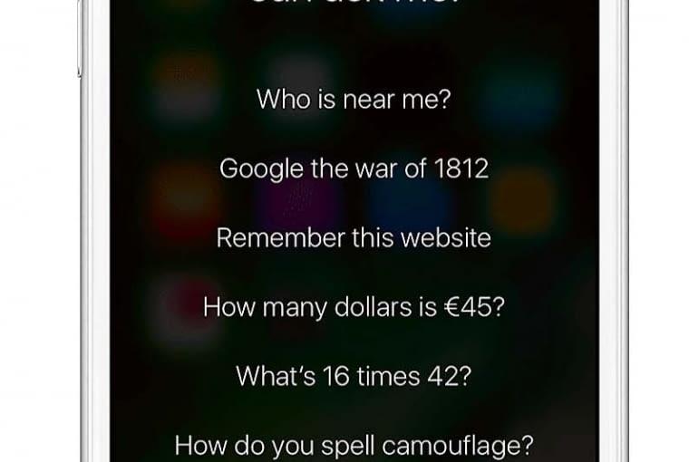Prawie jak sekretarka. 'Hej, Siri, zadzwoń do mamy' - w ten sposób zaczniesz każdą rozmowę. Wirtualny asystent o imieniu Siri wybierze numer telefonu osoby, z którą chcesz się połączyć. Wyśle też do niej wiadomość, sprawdzi, jaki jest dzień miesiąca. Apple