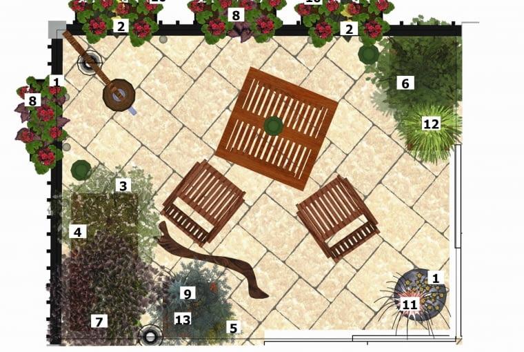 mRealtime Landscaping Architect 2011 by Idea Spectrum - projekt_ver1_marzec2014lesny wypoczynek_pustybez cieni