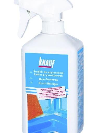 Środek do czyszczenia kabin prysznicowych, firmy KNAUF