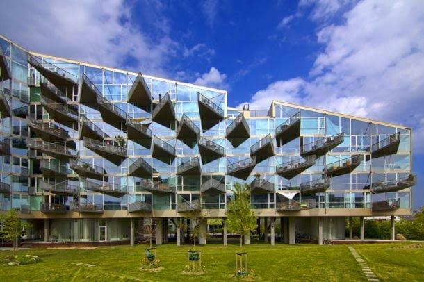 VM Housing, proj. Bjarke Ingels
