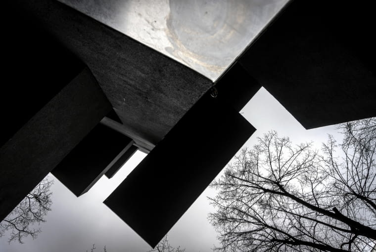 11.01.2018 Katowice . Budynek przy ul. Koszarowej . Fot. Grzegorz Celejewski / Agencja Gazeta SLOWA KLUCZOWE: Architektura