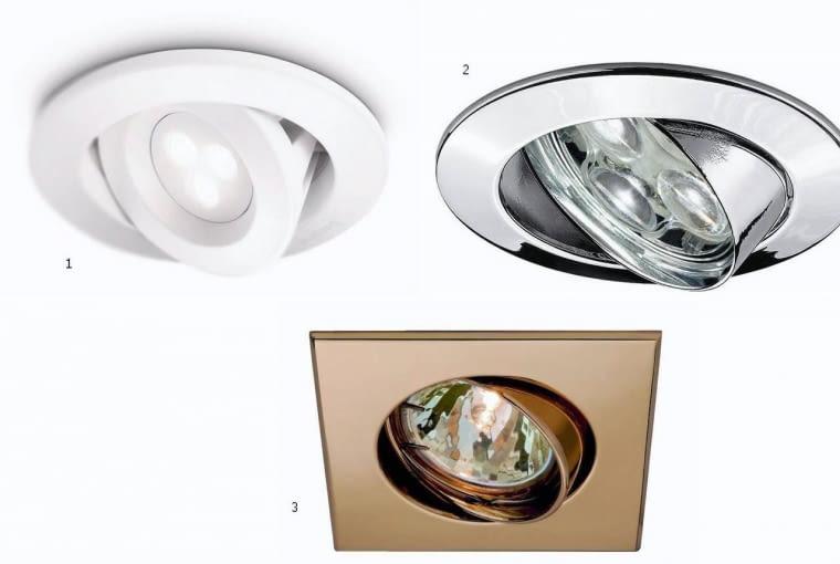 oświetlenie, lampy, oczka ledowe