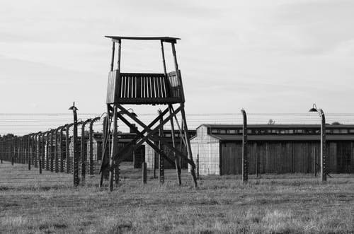 Obóz koncentracyjny Auschwitz - Birkenau, fot. East News