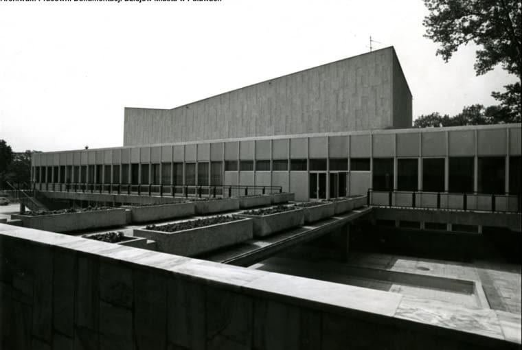 Dom Chemika - zdjęcie archiwalne - koniec lat 80. XX wieku