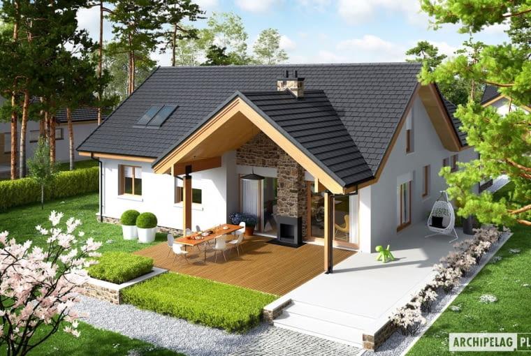 Projekt domu Simon (mały) G2