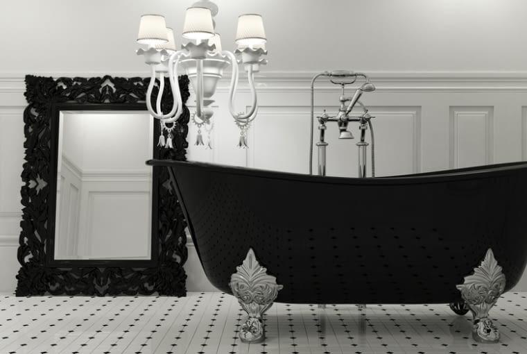 Wanna w łazience - piękne modele na każdy metraż