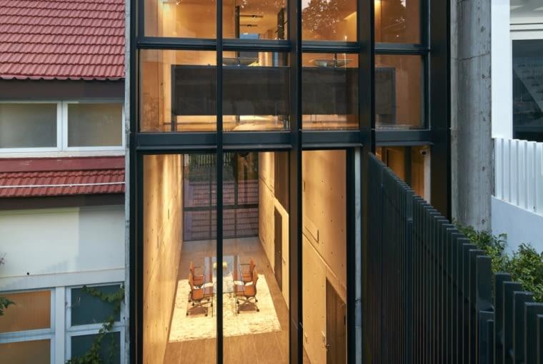 Niven Road Studio, Singapur, proj. WOW Architects, nominacja w kategorii budynki zrealizowane, budynki wielofunkcyjne.