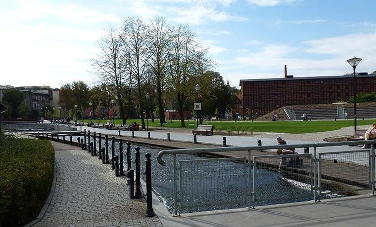 Jako jedna z najlepszych w Polsce, radzi sobie ze swoimi rzekami również Bydgoszcz, fot. citypolska.com