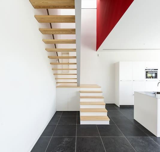 Dom sześcian w Utrechcie w Holandii