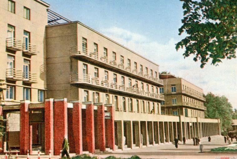 Nowy Dom Zdrojowy 1960-1961