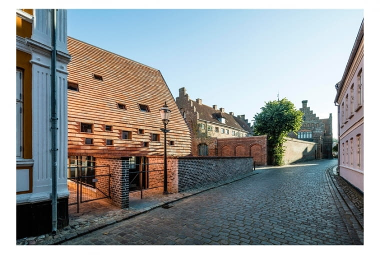 Budynek nominowany do nagrody im. Miesa van der Rohe