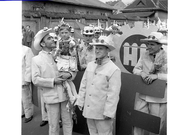 Wystawa Nowa Huta 1949