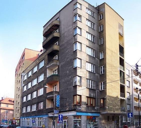 Dom profesorów Śląskich Technicznych Zakładów Naukowych w Katowicach