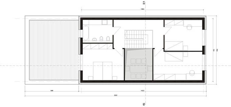 Dom typ B na osiedlu Srebrne Stawy