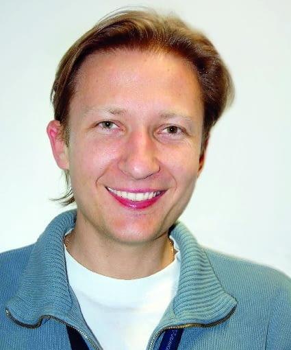 Marek Frelek, doradca w dziale Energie Odnawialne Junkers