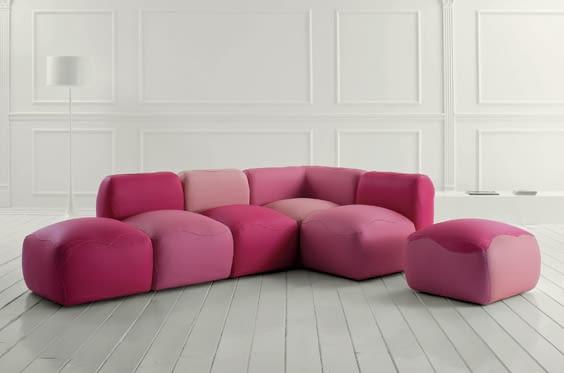 sofa, Karim Rashid
