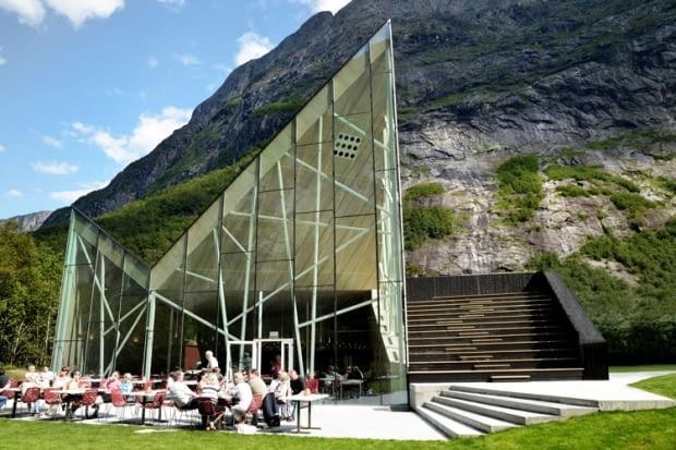 restauracja, rra, norwegia