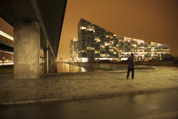 big, Bjarke Ingels Group, vm, VM Husene, dania, kopenhaga