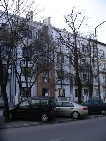Art D'eco House w Warszawie