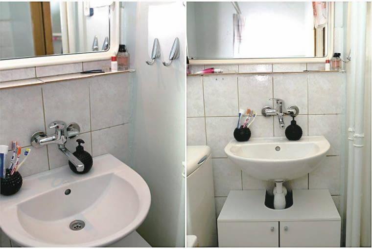 aranżacja łazienki, metamorfoza łazienki