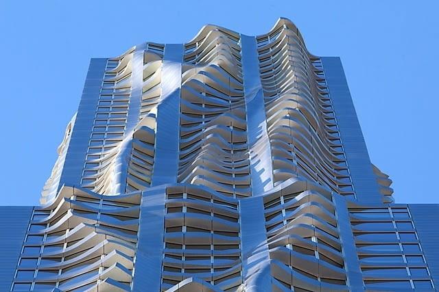 New York by Gehry, Nowy Jork, źródło: www.newyorkbygehry.com