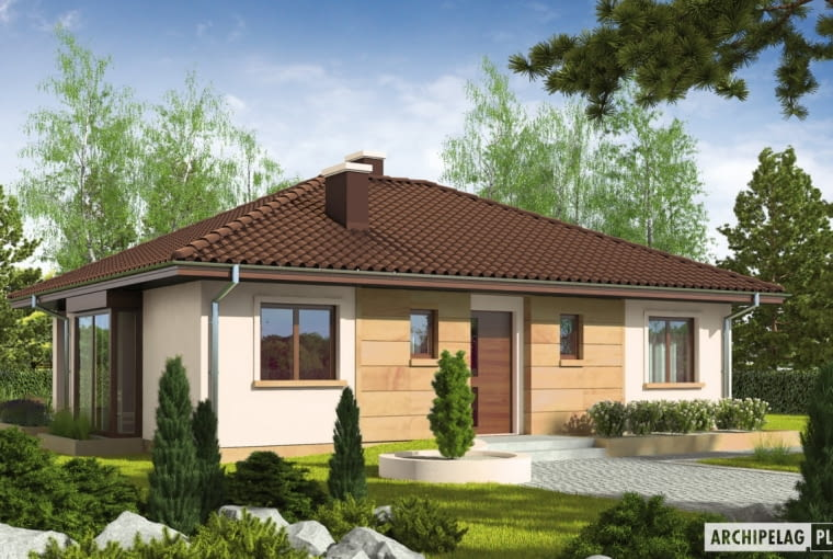 Projekt domu Margo Mocca