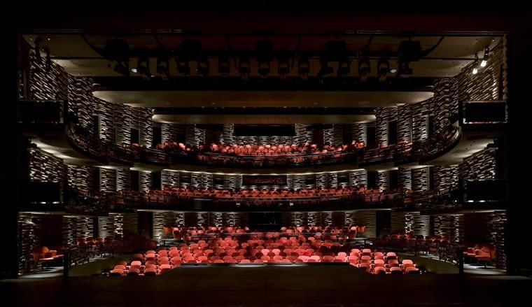 The Royal Play House, kopenhaga, sala koncertowa, Lundgaard & Tranberg Arkitekter, Dania