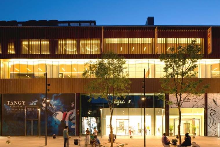 galeria handlowa, waf, konkurs, barcelona, nagroda, centrum handlowe