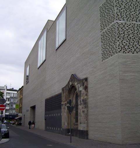 muzeum, zumthor, kolonia