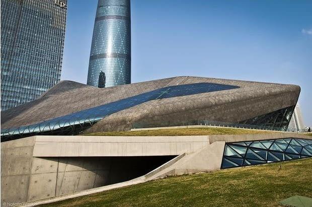 Opera Narodowa w Guangzhou