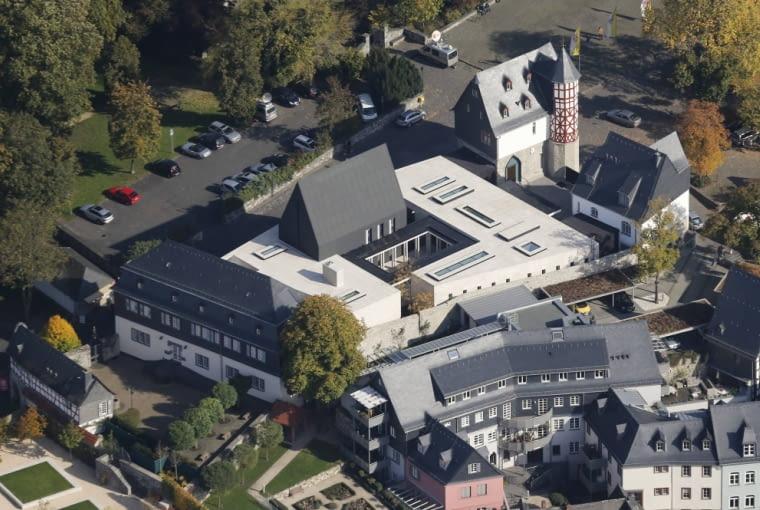Rezydencja niemieckiego biskupa Limburga