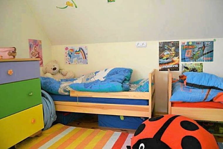 pokój dziecięcy, aranżacje wnętrz