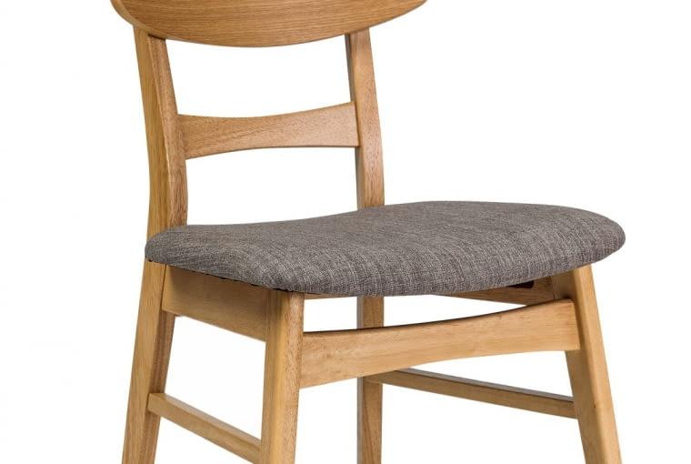 W stylu tego wnętrza: Krzesło, drewno dębowe, 236 zł, Signal