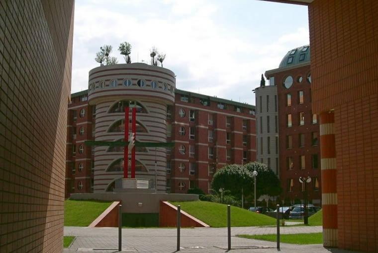 Orczy Forum, fot. OsvátA, Wikimedia, CC BY-SA 3.0