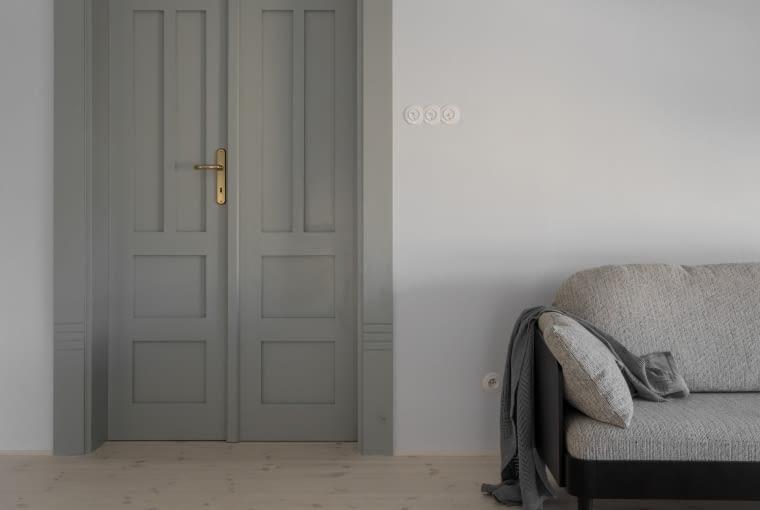 Apartament w Krakowie. Proj. Loft Kolasiński