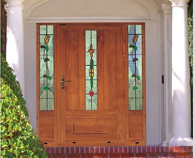 drzwi zewnętrzne, drzwi wejściowe