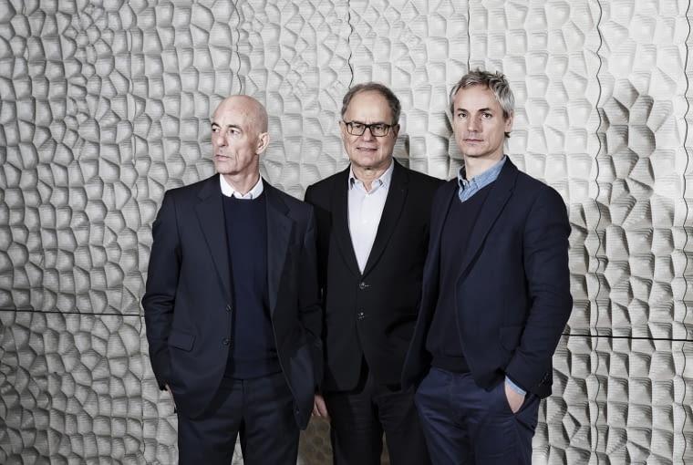 Architekci z pracowni Herzog & de Meuron - autorzy projektu Elbphilharmonie