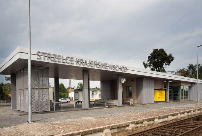 Nowy Dworzec systemowy w Strzelcach Krajeńskich